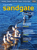 Sandgate Guide Aug Issue