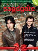 Sandgate Guide Dec Issue