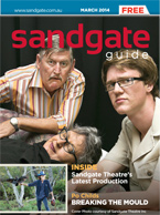 Sandgate Guide Mar Issue