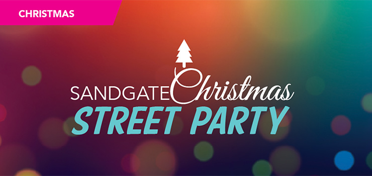 Sandgate Christmas Street Party