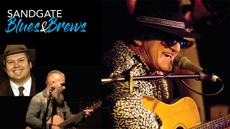 SANDGATE Blues & Brews