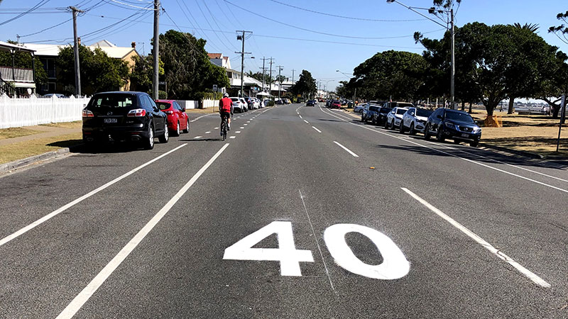 New Speed Limit For Flinders Parade
