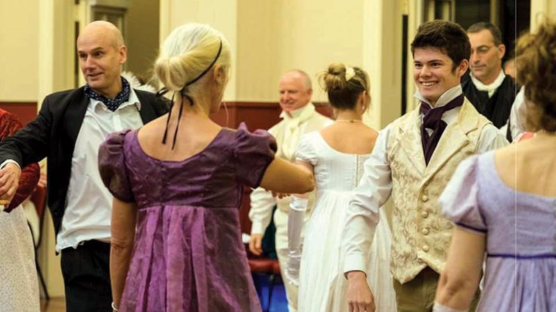 Regency Romance Comes to Sandgate