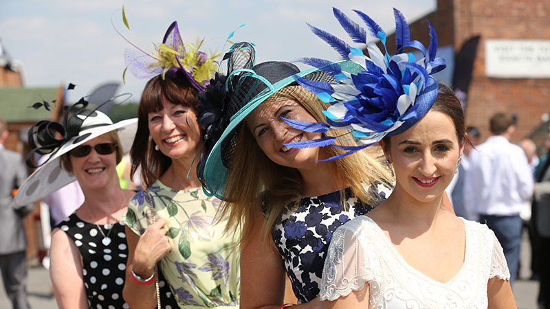 Cup Day Fashions, Sweeps & Eats