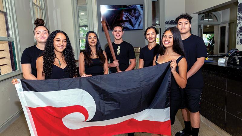 CELEBRATING  NEW ZEALAND'S NATIONAL DAY