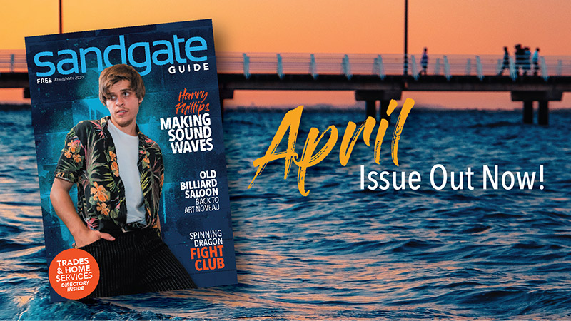 Sandgate Guide April May Issue In Stands Now