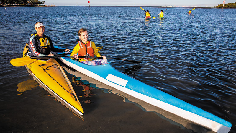 A Passion for Paddling with Allana Bold