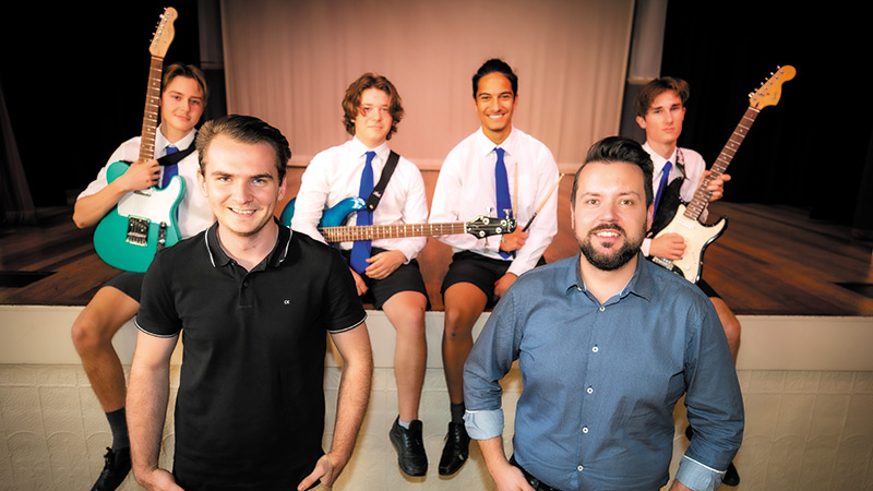 Youth Festival Rocks Out Online