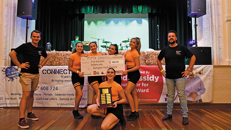 Fifth Dynasty Dance Their Way To Win