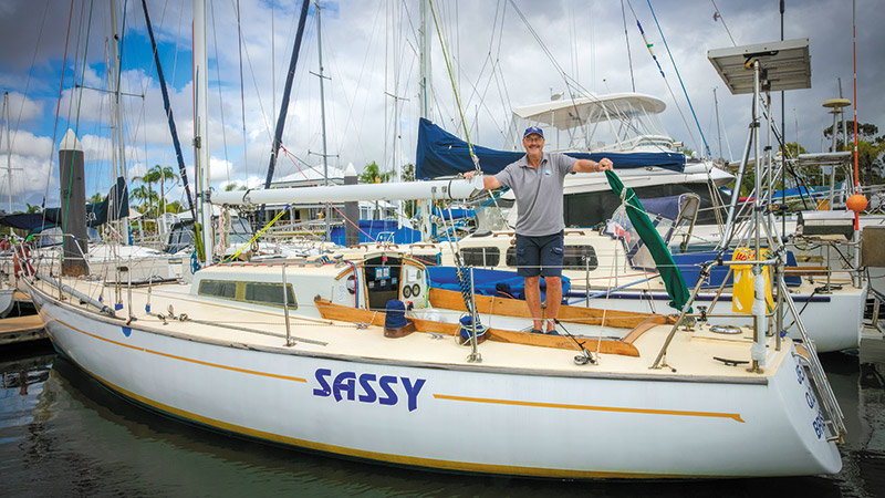 Traditional Yacht Race Gets Techy