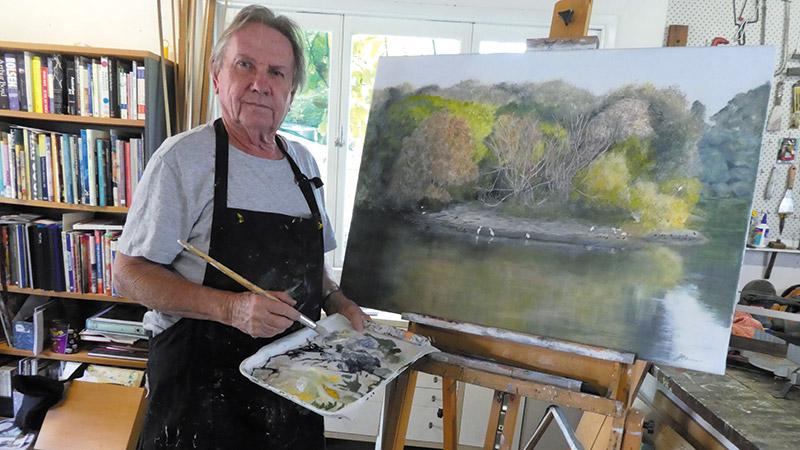 Local Artist Opens Studio to the Public