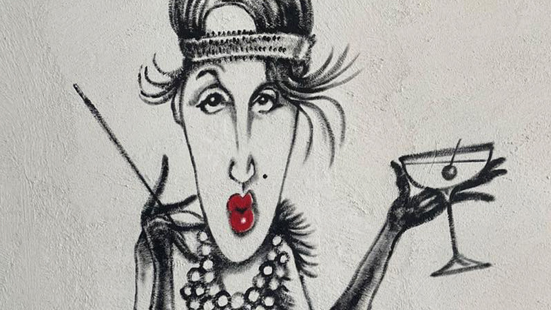 A Classic Gal Joins Sandgate's Bar Scene