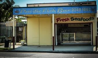 Pacific Fish Bar Sandgate