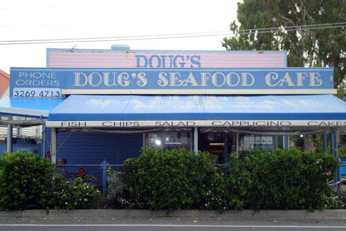 Dougs Seafood Cafe