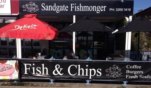Fishmonger Sandgate