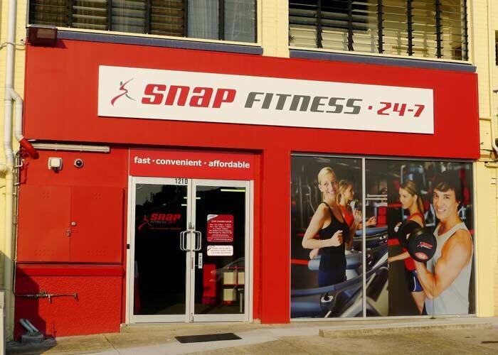 Snap Fitness Sandgate