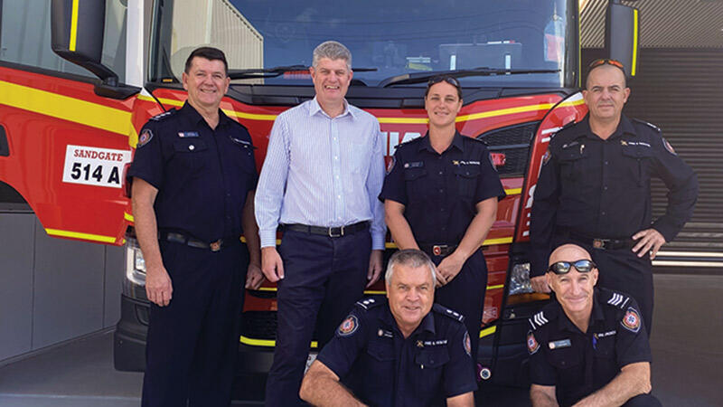 New Base For Bayside Firies