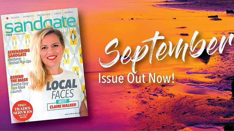 Sandgate Guide September Issue Out Now....