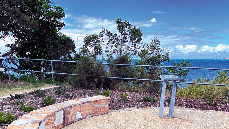 Memorial Restored To Reflect Local History