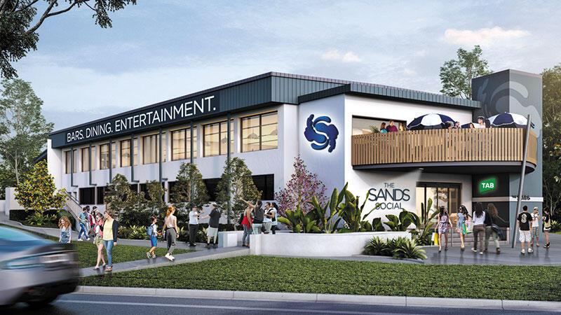 Sandgate's Newest ClubUpdate