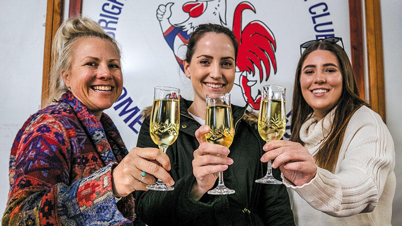 Celebrating The Ladies