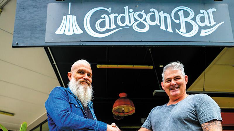 Cardigan Bar Changes Hands