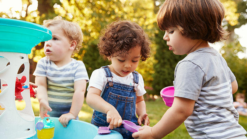 Playgroups More Than Just Fun For Kids
