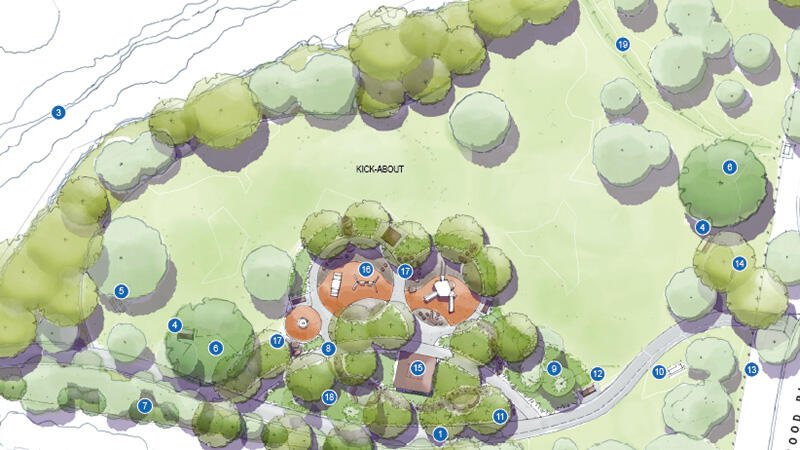Fernwood Place Park To Receive Upgrade