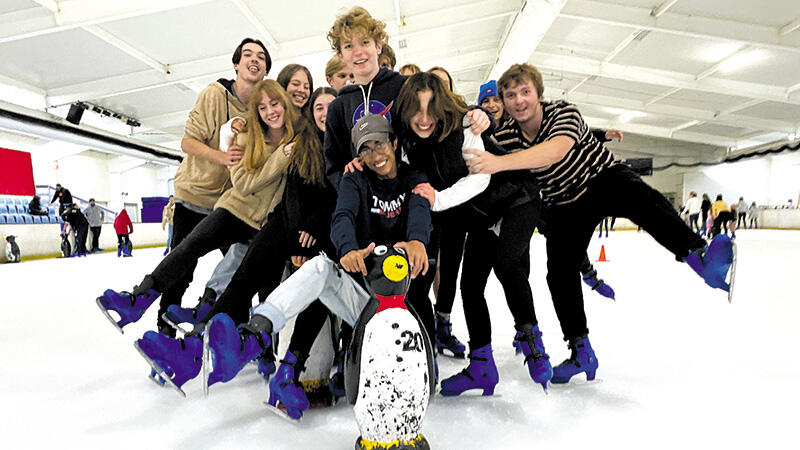 IceworldPuts A Spring In Skaters' Steps