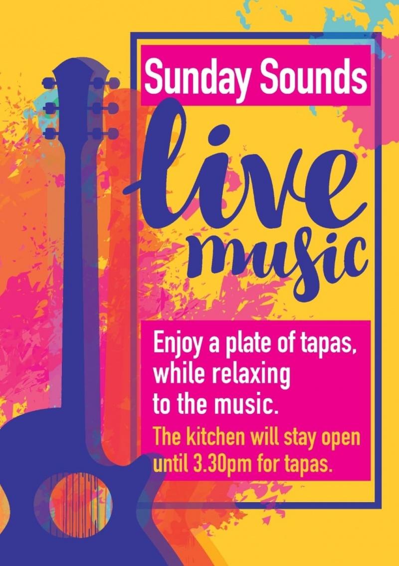Sunday Sounds - Peter Mendevev