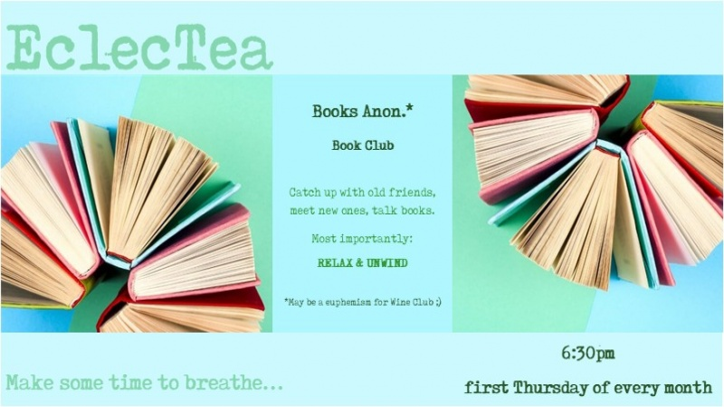 Books Anon. Book Club