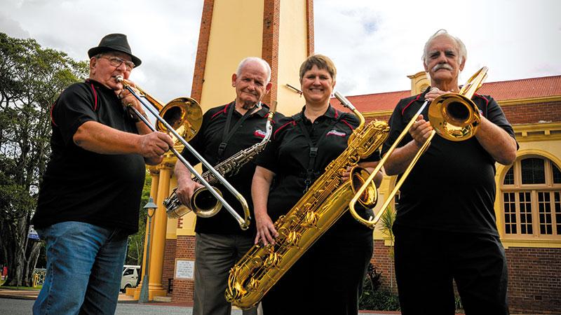 New Groove Jazz Ensemble