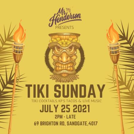 Tiki Sunday