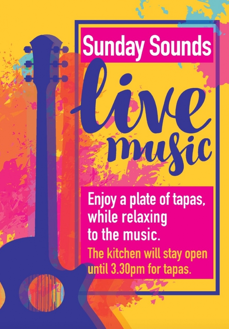 Sunday Sounds - Phil Galletly