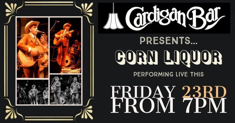 Corn Liquor Live & Loud