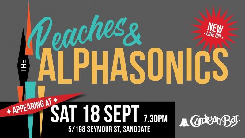 Peaches & The Aphasonics